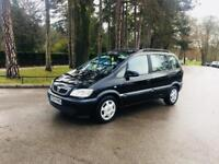 ZAFIRA DIESEL 2004/DIESEL DTI 7 SEATER/START RUNS PERFECT/VERY CLEAN CAR/FUL SERVICE/2 KEYS/1 OWNER