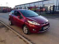 2008 Ford Fiesta 1.2 Zetec Petrol Genuine 57,000 miles Free 6 months warranty