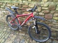 VooDooHooDoo Mountain Bike For Sale