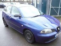 SEAT Ibiza Reference 3dr (blue) 2006