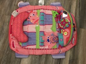 New Bright Starts Car tummy cruiser mat