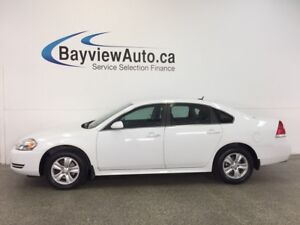 2013 Chevrolet IMPALA LS- 3.6L|ALLOYS|A/C|ON STAR|CRUISE|LOW KM!