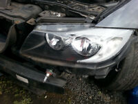 BMW 3 SERIES E90 E91 HEADLIGHT LEFT N/S PASSENGER SIDE