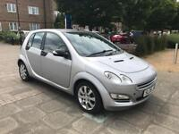 Smart FORFOUR 1.5 diesel manual + 1 year MOT