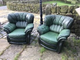 Chesterfield furniture suite