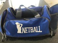 Netball training gym bag