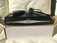 Used Sky+ HD box, comes with remote and power cable.