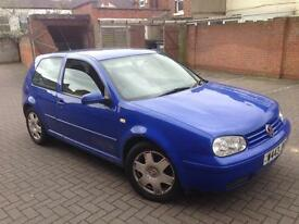 Mk4 VW Golf GTI 1.8 Turbo 12 months MOT