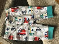 Baby trousers up to 1 month