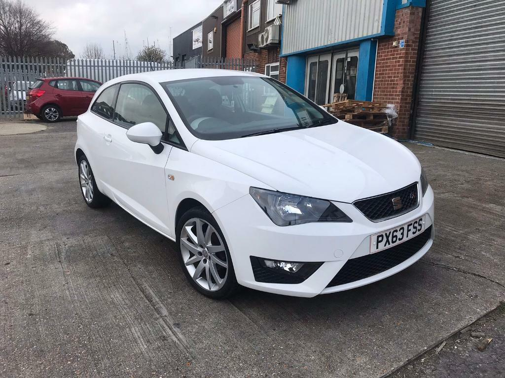 2013 lovely seat ibiza 1 2 tsi fr sportcoupe white 3dr 1. Black Bedroom Furniture Sets. Home Design Ideas