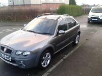 Rover 25 STREETWISE 53 Plate 2004 6 Months MOT £675