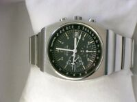 Omega Speedmaster 125 Ltd. Edit. anniversary automatic chronograph chronometer wristwatch - '73