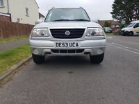 Suzuki Grand Vitara 1.6 SE 3dr SUV Low Millage