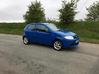 Fiat punto active petrol look cheap car 2005
