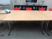 3 x Boardroom Small Conference Tables