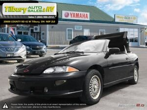 1999 Chevrolet Cavalier *AS IS*. *Convertible, Low KM's*