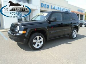 2013 Jeep Patriot Sport/North/4x4