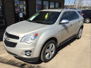 2010 Chevrolet Equinox LTZ LOADED AWD!