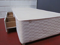 SINGLE BED BASE MINT CONDITION FREE DELIVERY IN LIVERPOOL