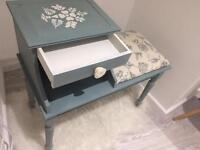 Vintage telephone table, super bargain!