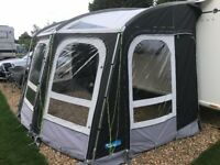 Kampa Rally Ace 400 Porch Awning