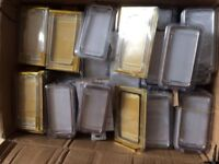 BNIP Luxury Cover Case For Apple iPhone Models 6 & 6s gift joblot approx 70