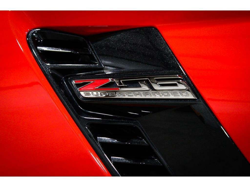 2016 Red Chevrolet Corvette Z06 3LZ   C7 Corvette Photo 10