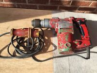 Hitachi Rotary Hammer Drill/Breaker 110v 420w