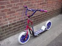 Kids Stunt Scooter, BMX Style, 12 InchTyres, Very Good Condition, Delivery Possible
