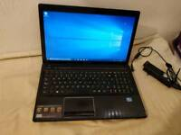 Lenovo G50-70 black, 15.6 inch, Intel Core i5-3210M, 500 GB HDD, 4GB RAM