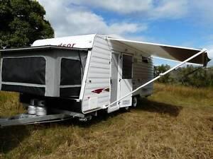 2009 Windsor Rapid RAC 592S Full Caravan Expander Mandurah Mandurah Area Preview