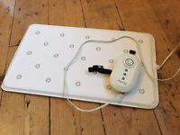 Baby respiration monitor