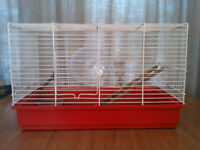 HAMSTER, GERBIL & RAT CAGES