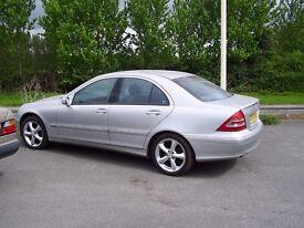 Mercedes c c180 avantgarde se 04