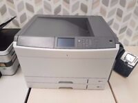 1 Year old Lexmark office printer - Barely used with free ink cartridge £200