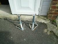 Axle Stands.