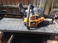 McCullough chainsaw mac 738