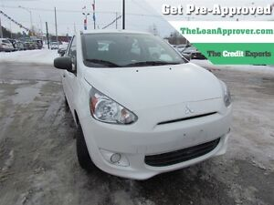 2015 Mitsubishi Mirage ES | ONE OWNER | BLUETOOTH