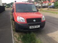 Fiat Doblo Cargo VAN cheap workhorse - 6 months MOT, £1500 spent last year. Good to go for new owner