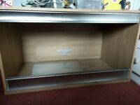 Nearly new 3ft vivarium and extras