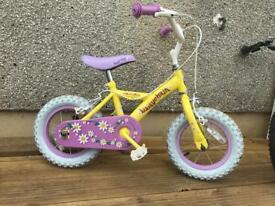 Girls bike Apollo daisy
