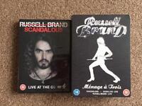 Russell Brand DVD & box set