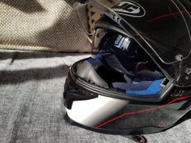 HJC IS-17 Full Face Helmet - M