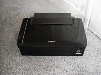 Epson SX115 Multifunction Printer