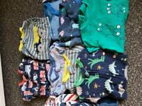 Open to offers. Various bundles of boys 9-12 months clothes