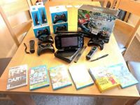 Nintendo Wii U with Games & Accessories - Perfect Condition :-)