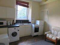 LOW DEPOSIT: For Lease, Fully Furnished, One Bed, Ground Floor Studio flat, Holburn St, Aberdeen.