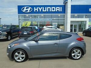 2014 Hyundai Veloster Heated Seats and Manual Transmission