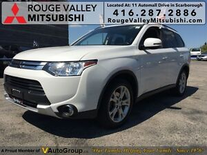 2015 Mitsubishi Outlander SE AWD,   FROM 1.9% FINANCING AVAILABL