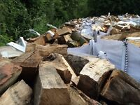 Seasoned Logs and Kindling - Codnor Derbyshire